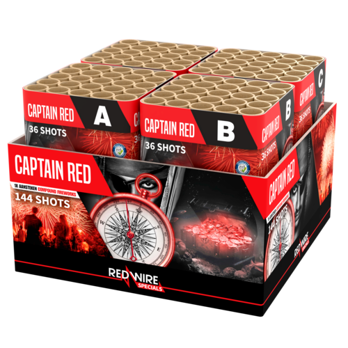 Captain Red
