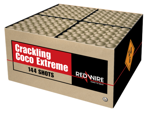 Crackling Coco Extreme 144 Sch