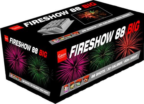 Fireshow Big88  Gao