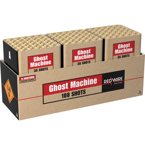 Ghost Machine Verbund Lesli